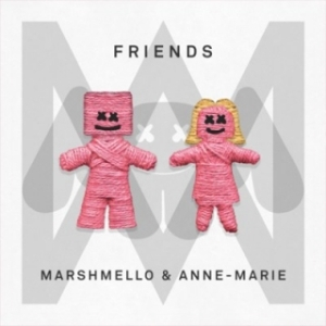 Instrumental: Marshmello - Friends ft. Anne-Marie  (Produced By Marshmello)